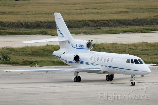 Dassault Falcon 50 (N249AP)
