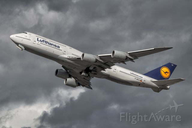 BOEING 747-8 (D-ABYG)