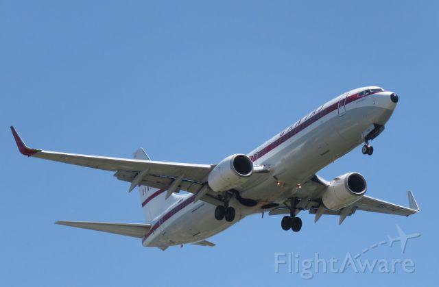 Boeing 737-800 (VH-VXQ)