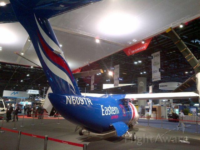 Bell BA-609 (N609TR) - AW609 N609TR at Heli-Expo 2015 Orlando FL