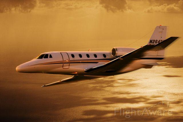 Cessna Citation V —