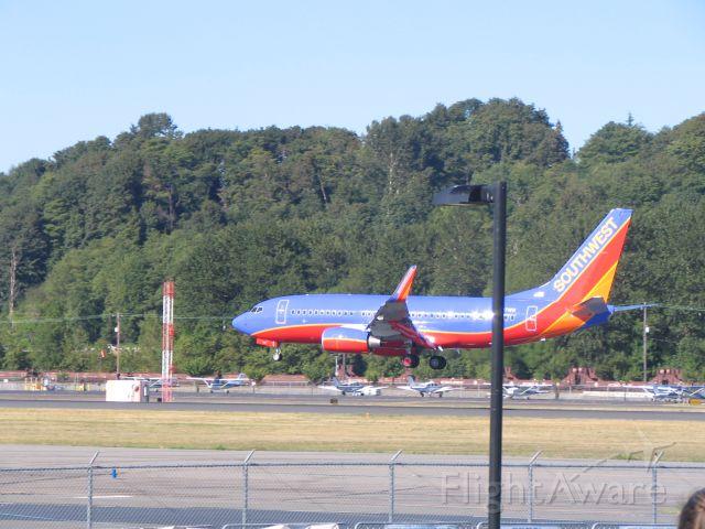 — — - Boening Field,2007 Airshow