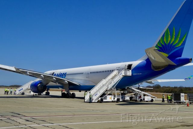 Airbus A330-200 (F-OFDF)