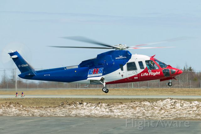 Sikorsky S-76 (C-GIMN)