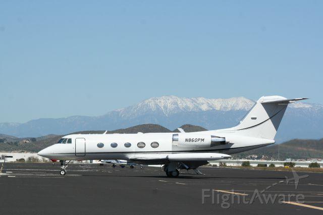 Gulfstream American Gulfstream 2 (N860PM)