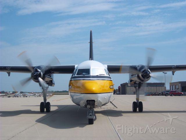 — — - Fokker F27 / C-31A
