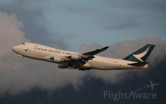 Boeing 747-400 (B-LIC)