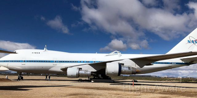 Boeing Shuttle Carrier (N911NA) - The Shuttle Carrier Aircraft (SCA) are two extensively modified Boeing 747 airliners that NASA used to transport Space Shuttle orbiters.