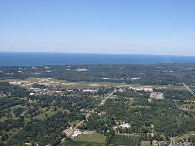 Piper Cherokee — - Flying to Benton Harbor Southwest Michigan Regional airport for a touch and go on runway 28