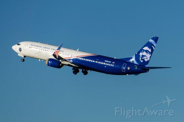 Boeing 737-900 (N265AK)