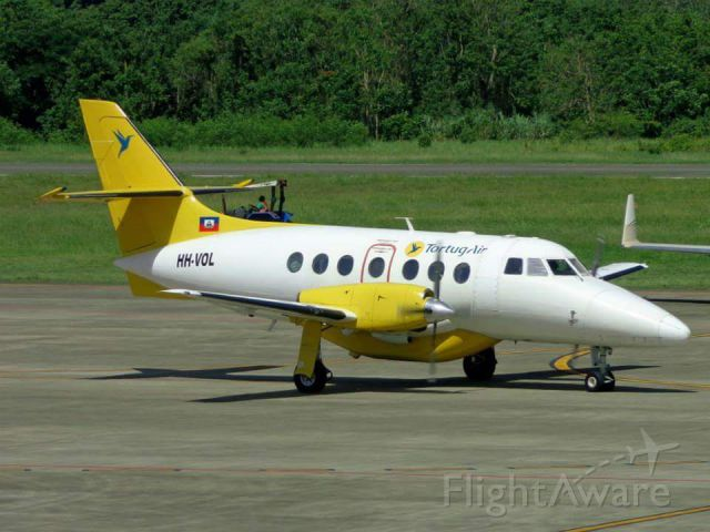 British Aerospace Jetstream 31 (HH-VOL)