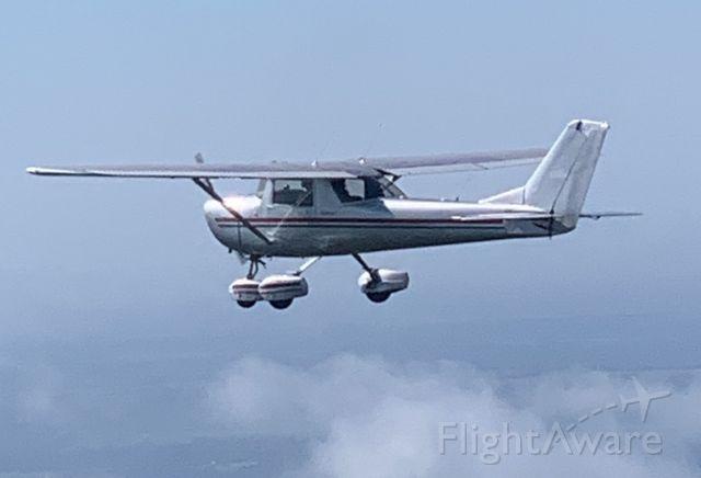 Cessna Commuter (N7893F) - Inflight Grain Valley  MO