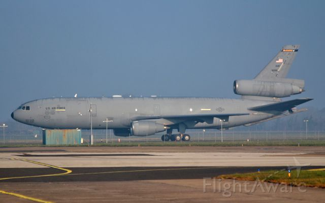 83-0081 — - mcguire kc-10a 83-0081 at shannon 18/3/16.