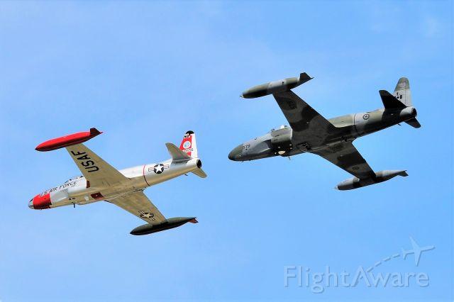 Lockheed T-33 Shooting Star —
