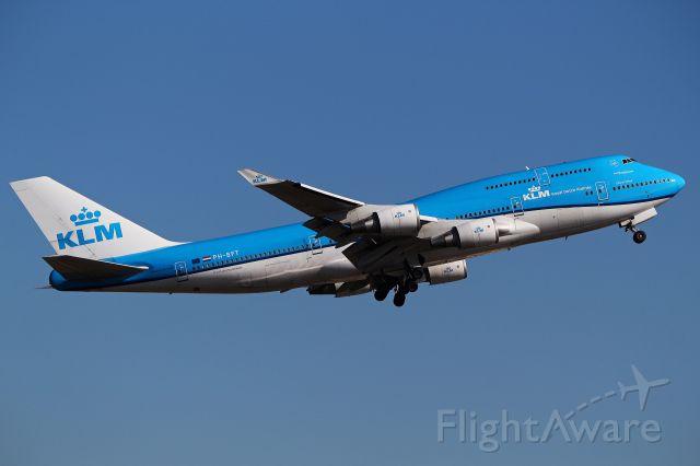 Boeing 747-400 (PH-BFT)
