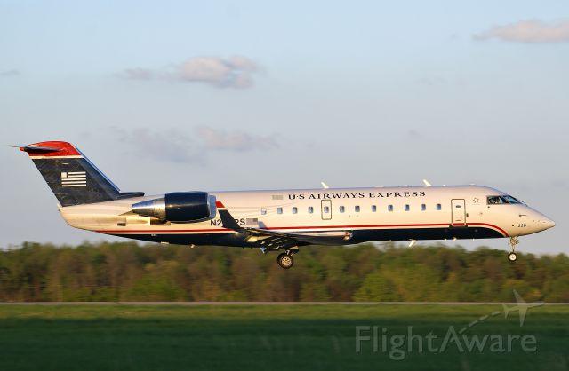 Canadair Regional Jet CRJ-200 (N228PS)