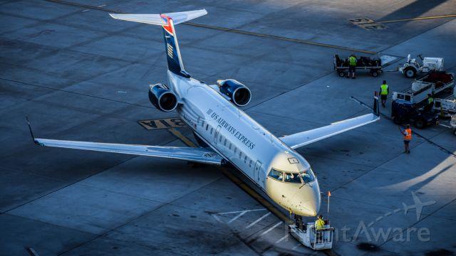 Canadair Regional Jet CRJ-200 (N468CA)