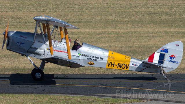 OGMA Tiger Moth (VH-NOV)
