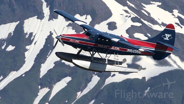 N93356 — - Departing Juneau
