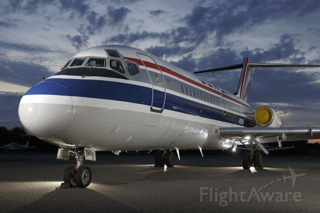 Douglas DC-9-10 (N191US)