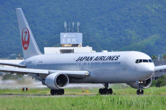 BOEING 767-300 (JA658J)