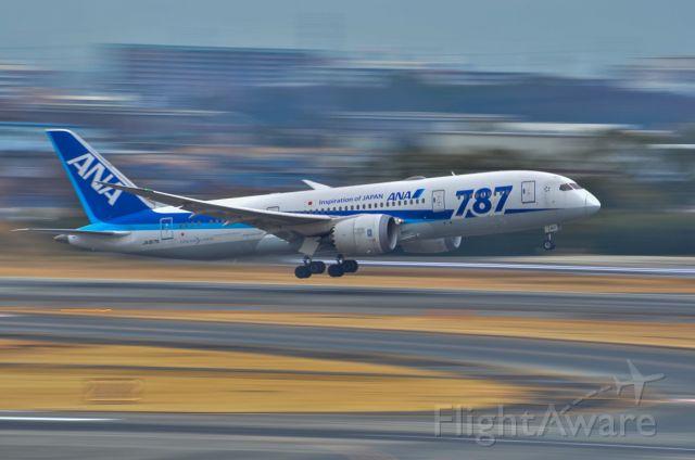 Boeing Dreamliner (Srs.8) (JA817A)