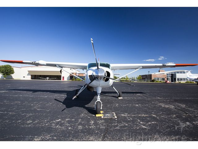 Cessna Caravan (N94MT) - Afternoon at Georgetown, Ky Airport