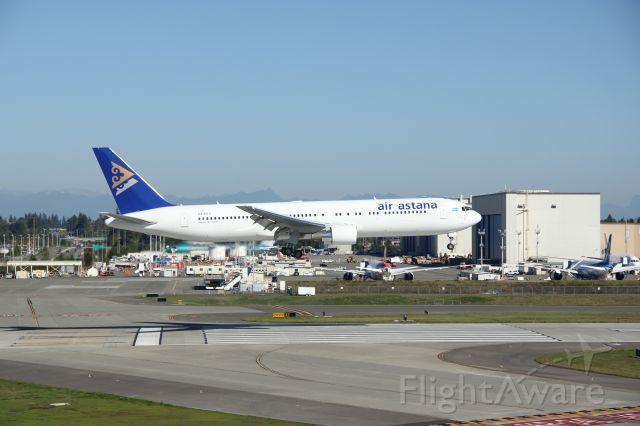 BOEING 767-300 (P4-KEA)