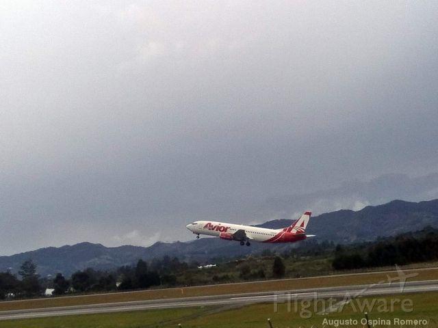 BOEING 737-400 (YV-2928)