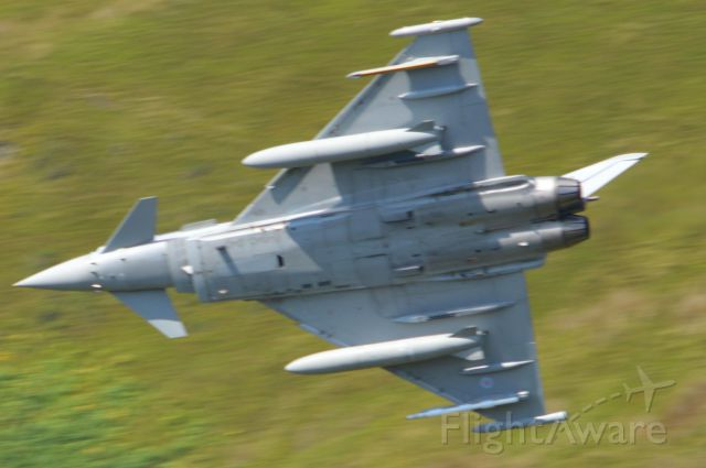 — — - Taken from the Cad East side of the Mach Loop