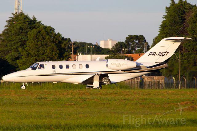 Cessna Citation CJ2+ (PR-NGT)