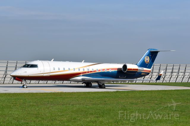 Canadair Regional Jet CRJ-200 (N860JJ)