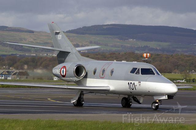 Dassault Falcon 10 (101)