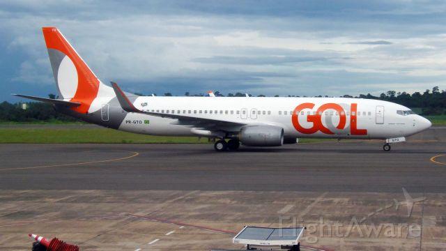 Boeing 737-800 (PR-GTO)
