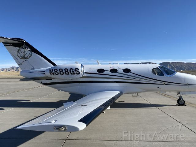Cessna Citation Mustang (N888GS)