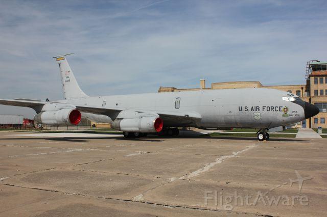 Boeing C-135FR Stratotanker (56-3658) - At the Kansas Air Museum in Wichita.