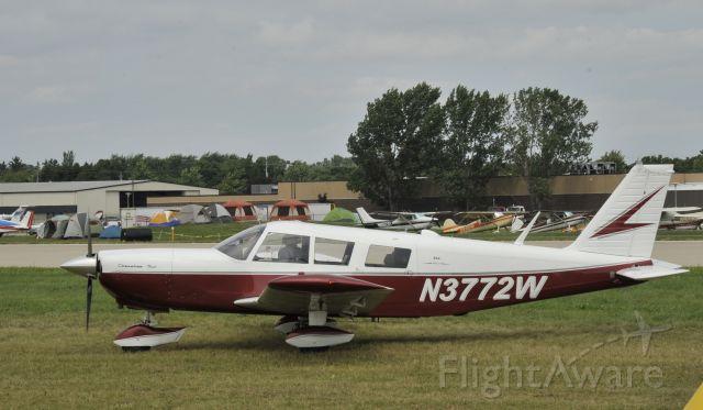 Piper Saratoga (N3772W) - Airventure 2017