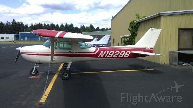 Cessna Commuter (N19298)