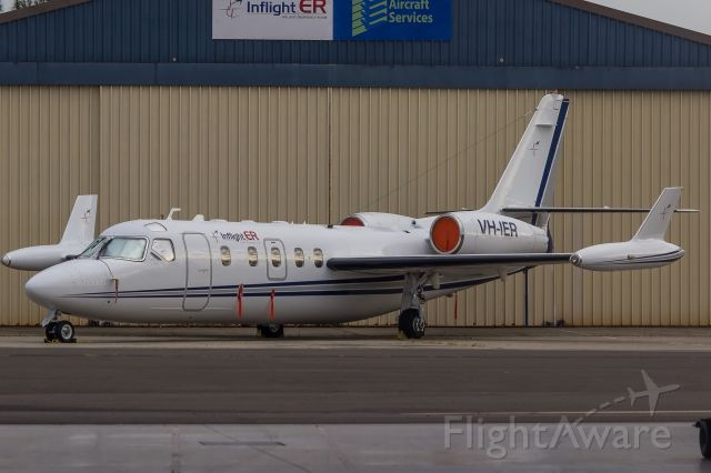 IAI 1124 Westwind (VH-IER)
