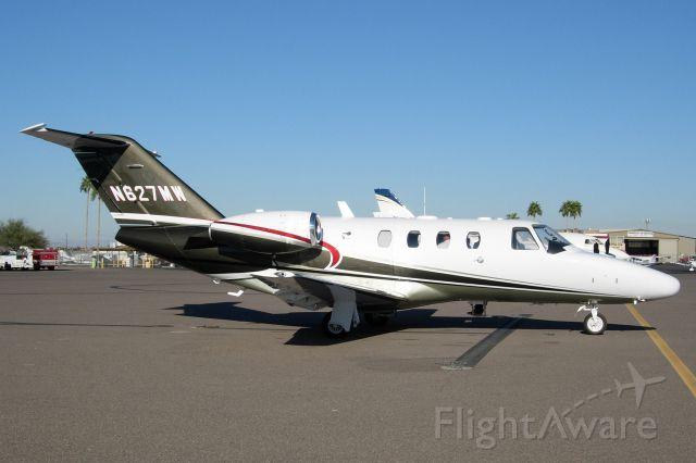 Cessna Citation CJ1 (N627MW)