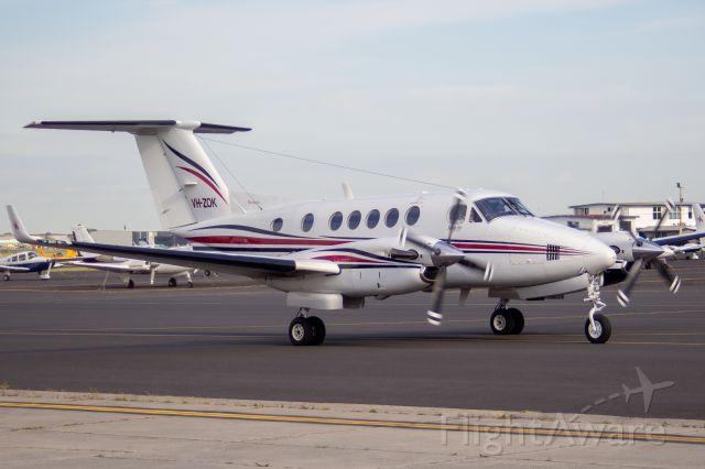 Beechcraft Super King Air 200 (VH-ZOK)