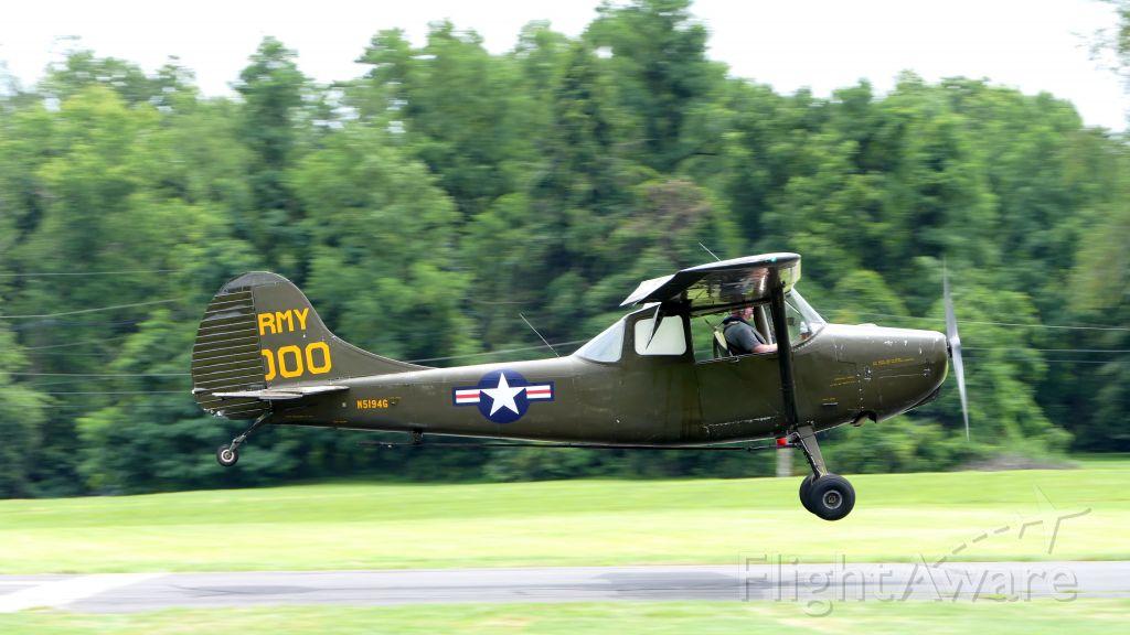 Cessna L-19 Bird Dog (N5194G)