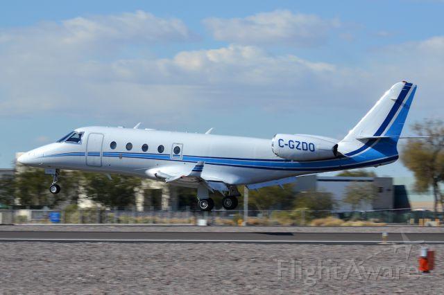 IAI Gulfstream G150 (CNK728)