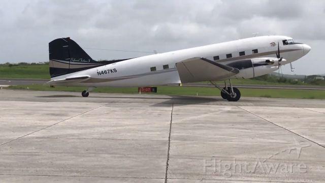 Douglas DC-3 (turbine) (N467KS) - N467KS 1942 Douglas DC3C-65TP