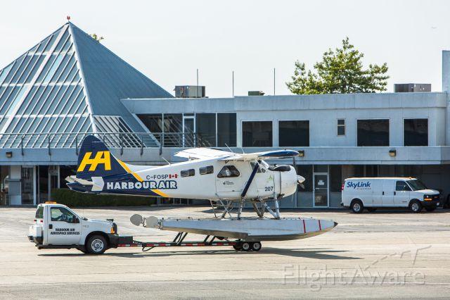De Havilland Canada DHC-2 Mk1 Beaver (C-FOSP)