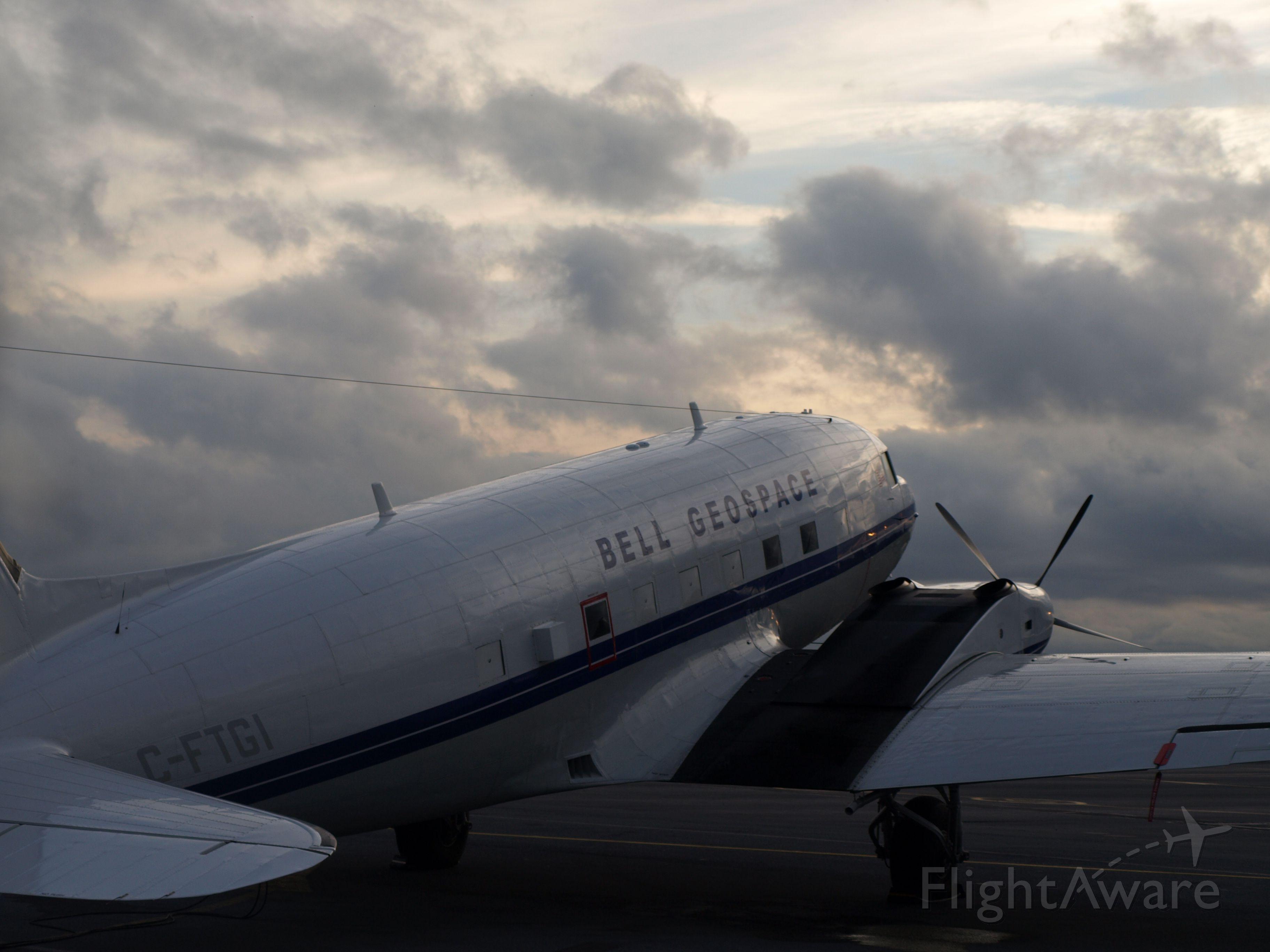 Douglas DC-3 (C-FTGI)