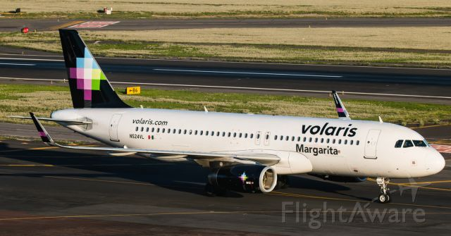 Airbus A320 (N524VL)