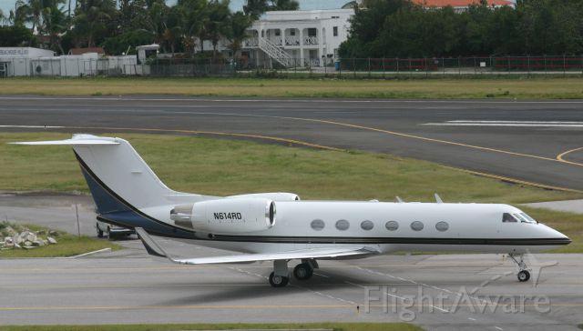 Gulfstream Aerospace Gulfstream IV (N614RD)