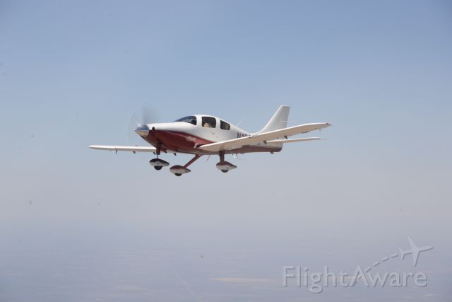 Cessna 350 (N193DW) - Flying over New Mexico