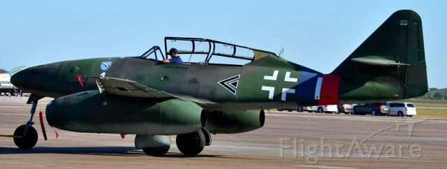 MESSERSCHMITT Me-262 Replica (N262AZ)